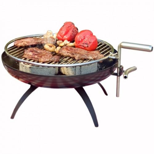 Grill Fr Den Balkon : Mini quick grill brik grillklar paa